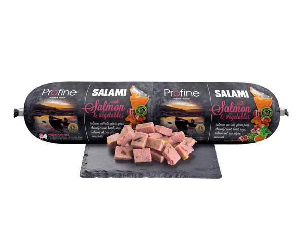 Profine SALAMI Salmon with Vegetables
