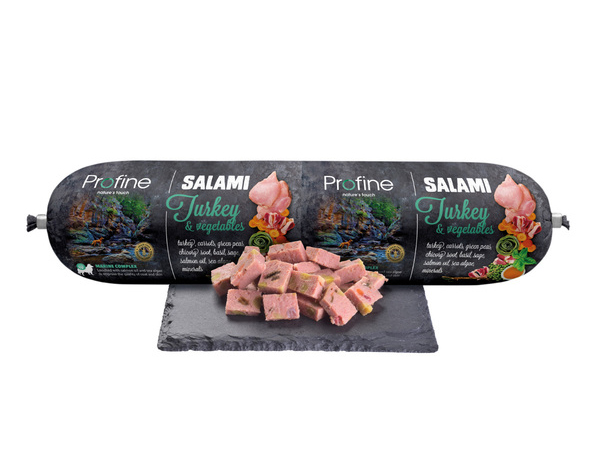 Profine SALAMI Turkey with Vegetables